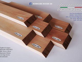 INCORNICIARE KuchniaAkcesoria i tekstylia Lite drewno Wielokolorowy