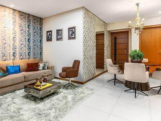 DUE Projetos e Design Living roomAccessories & decoration