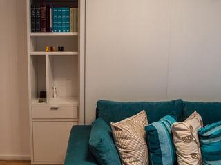 MinBai Living roomSofas & armchairs Textile Turquoise