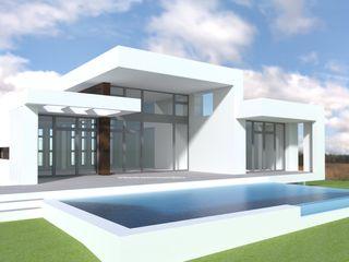 DYOV STUDIO Arquitectura, Concepto Passivhaus Mediterraneo 653 77 38 06 화이트