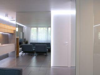 t design Salones modernos Tablero DM Gris
