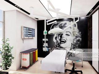 Propuesta De Remodelacion para Consultorios Odontologicos Arq.AngelMedina+ Clínicas Concreto Blanco