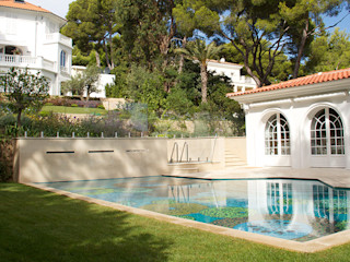 Villa Romarine Aqua Platinum Projects Piscinas de estilo clásico