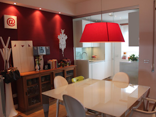STUDIO ARCHIFIRENZE Ruang Makan Modern