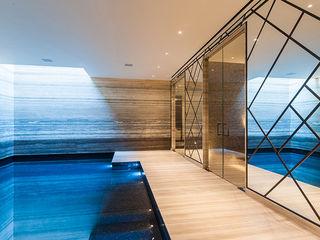 Chelsea Aqua Platinum Projects Piscinas de estilo clásico