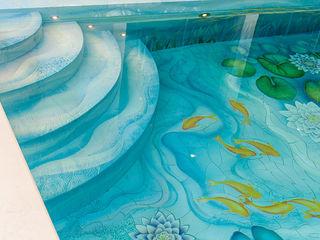 Weybridge Aqua Platinum Projects Piscinas de estilo clásico