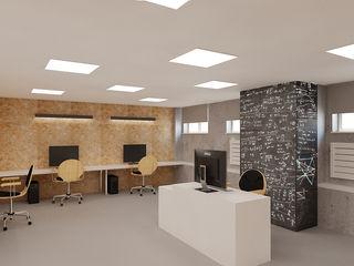 Ale design Grzegorz Grzywacz Modern media room