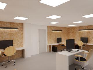 Ale design Grzegorz Grzywacz Modern study/office
