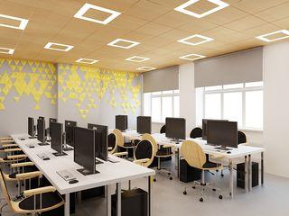 Ale design Grzegorz Grzywacz Minimalist media room