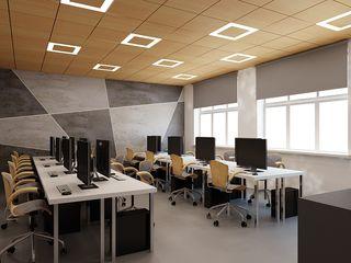 Ale design Grzegorz Grzywacz Minimalist walls & floors