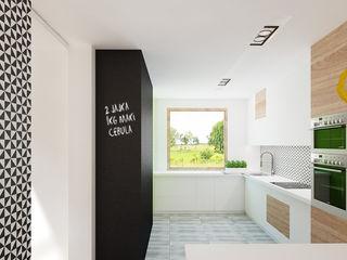 Ale design Grzegorz Grzywacz Minimalist kitchen