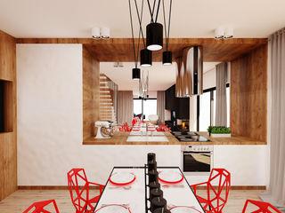 Ale design Grzegorz Grzywacz Modern kitchen