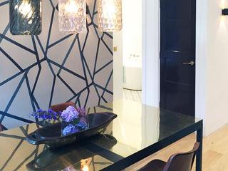 CVA Design Eclectic style dining room