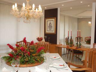 Emmilia Cardoso Designers Associados Classic style dining room