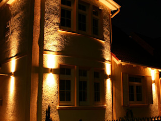 Skapetze Lichtmacher Balconies, verandas & terraces Lighting Metal Metallic/Silver