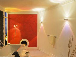 Skapetze Lichtmacher Living roomLighting Metal Metallic/Silver