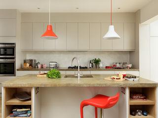 KITCHENS: The Ladbroke Cue & Co of London Moderne Küchen