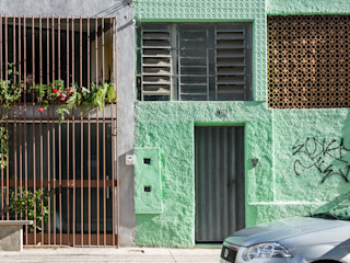 LOFT VOVÔ MEIUS ARQUITETURA Modern Houses
