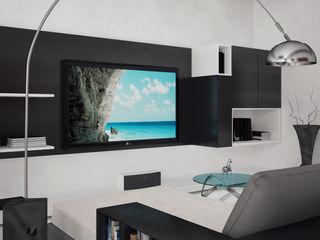 2P COSTRUZIONI srl Living room