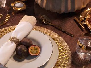 Metropolitan Luxe LuxDeco Dining roomCrockery & glassware Amber/Gold