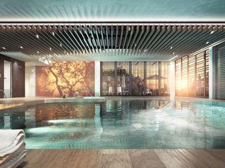Swimming Pool - CGI Aqua Platinum Projects Piletas clásicas