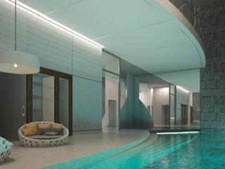 W1 Aqua Platinum Projects Piscinas de estilo clásico