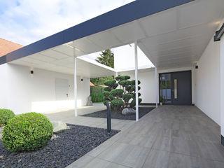 Herzog-Architektur Rock Garden