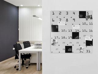 dESIGNoBJECT.it Çalışma OdasıAksesuarlar & Dekorasyon Metal Beyaz