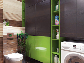 Your royal design Bagno in stile tropicale