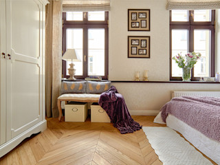 DreamHouse.info.pl Classic style bedroom
