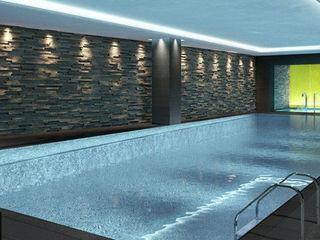 Under Construction Aqua Platinum Projects Piscinas de estilo clásico
