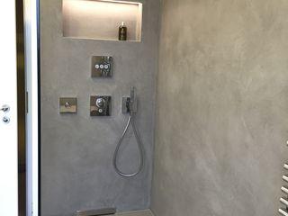 Bad und Dusche Farbpunkt Sobert & Ierardi GbR Moderne Badezimmer Beton Grau