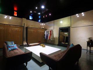 Nitido Interior design Комерційні простори Бамбук Коричневий
