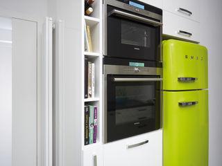 RED design Cucina moderna Bianco