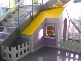 AC Yapı Moment Tanıtım Ofisi Bersa İç ve Dış Ticaret Ltd. Şti. Minimalist Çocuk Odası