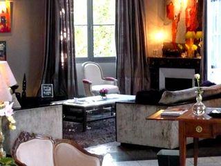 Hôtel particulier Atelier JP Bouvee Bureau classique
