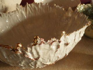 Porcelaine Anne Vachard - Céramiste ArtObjets d'art Porcelaine