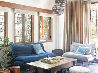 Nitido Interior design Вітальня Масив Дерев'яні