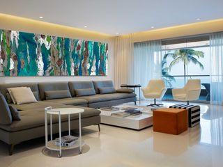 Nitido Interior design Вітальня Сірий