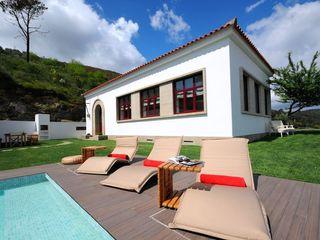 MH PROJECT Casas de estilo minimalista