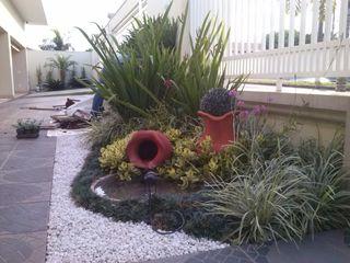 Borges Arquitetura & Paisagismo Jardin tropical