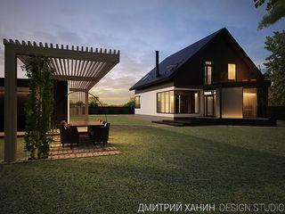Dmitriy Khanin Minimalist houses Wood Brown