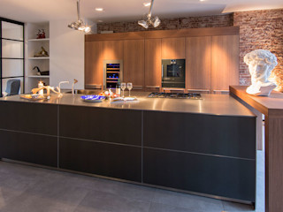 DENOLDERVLEUGELS Architects & Associates Cucina in stile classico