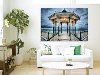 Illuminated artwork for interior designers Nick Jackson Photography 藝術品照片與畫作