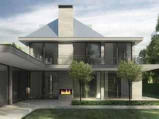 DENOLDERVLEUGELS Architects & Associates Case classiche