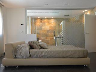 DYOV STUDIO Arquitectura, Concepto Passivhaus Mediterraneo 653 77 38 06 DormitoriosCamas y cabeceras