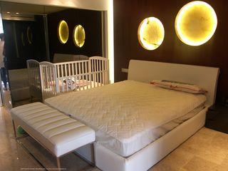 DYOV STUDIO Arquitectura, Concepto Passivhaus Mediterraneo 653 77 38 06 DormitoriosIluminación