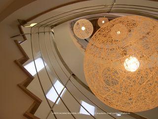 DYOV STUDIO Arquitectura, Concepto Passivhaus Mediterraneo 653 77 38 06 Vestíbulos, pasillos y escalerasEscaleras