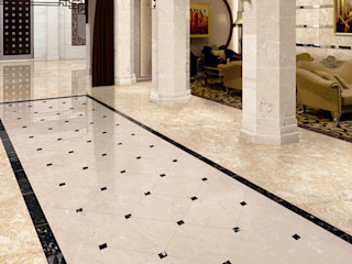 Exotic Marble Featuring Around China ShellShock Designs Asian style hotels Marble Multicolored