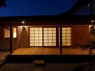 でんホーム株式会社 Asian style houses